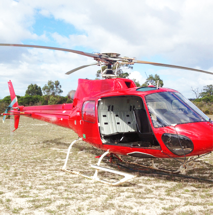 AS 350 BA SQUIRREL