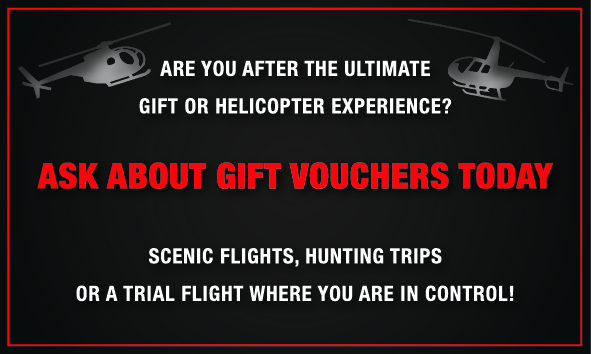 Central Helicopters - gift vouchers