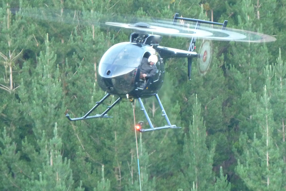 Longline Sling Central Helicopters